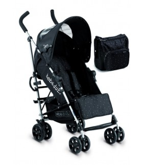 Silla de paseo Zero Triangles black