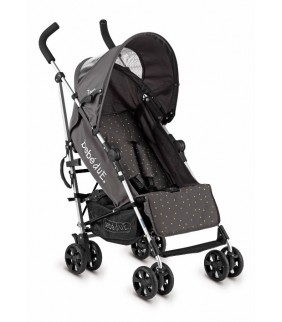 Silla de paseo Zero Triangles grey