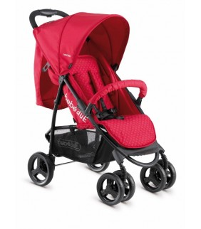 Silla de paseo Nonna Diamonds Red