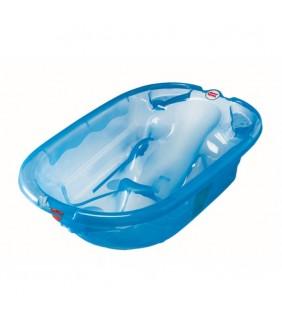 Cubeta bañera Onda azul