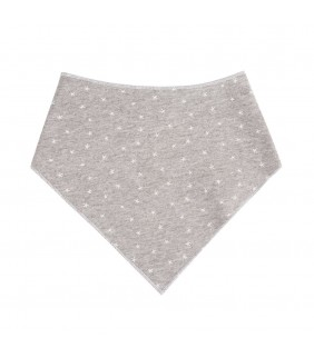 Bandana Mini stella gris