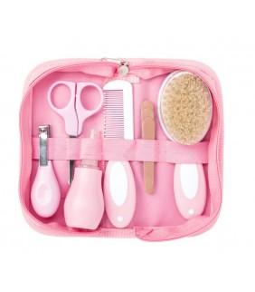 Set higiene con cremallera