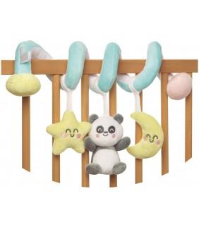Espiral de juegos Mr. Wonderful Panda