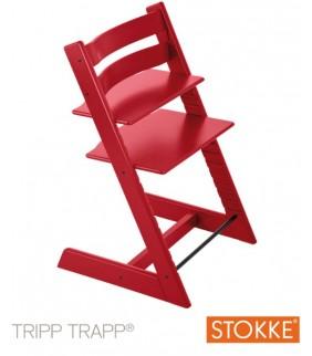 Trona Tripp trapp rojo