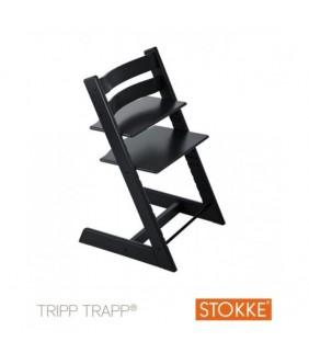 Trona Tripp trapp negro