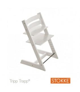 Trona Tripp trapp blanqueado