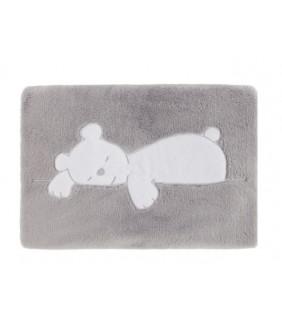 Manta polar 110 x 75 cm Bordada Dream