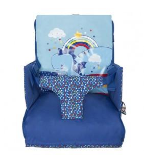 Trona portátil Enjoy&Dream azul