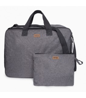 Maleta Pop up basic gris