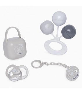 Set regalo Weekend constellation gris