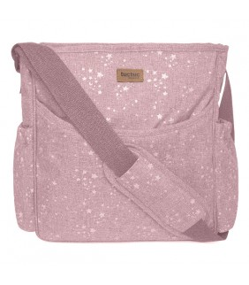 Bolso Weekend constellation rosa