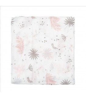 Muselina 120x120 Floral