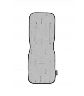 Colchoneta recta Arrows