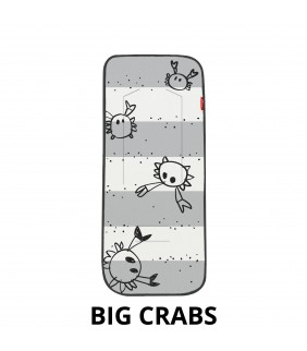 Colchoneta silla de paseo Big crabs