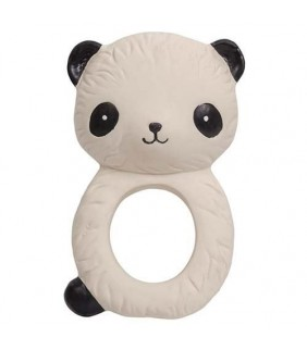 Mordedor sonajero Panda Little lovely