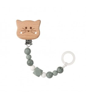 Cadena xumet fusta Cat