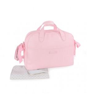 Bolsa Essentials rosa