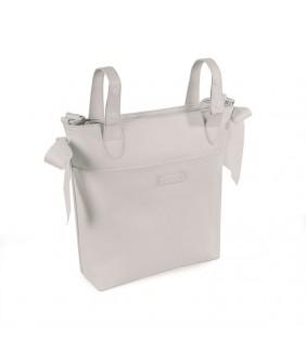 Bolsa panera Essentials gris