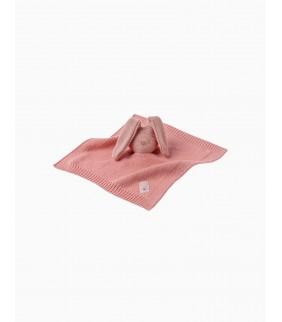 Dou dou Lapidou tricot rosa