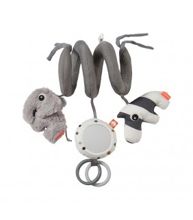 Espiral de juegos Deer friends grey