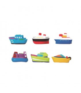 Juguetes de baño Boats
