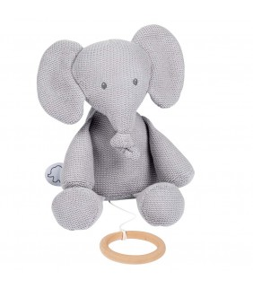 Musical Tembo tricot grey