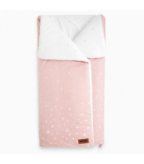 Saco cuco Weekend constellations rosa