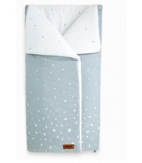 Saco cuco Weekend constellations gris