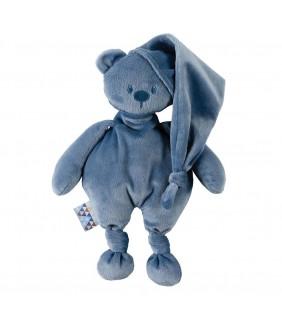 Peluche Lapidou oso dark blue