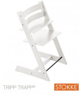 Trona Tripp trapp blanco