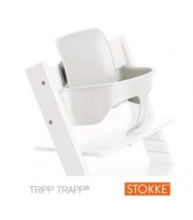 Baby set Tripp trapp blanco