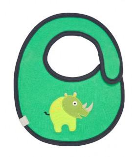 Babero mini Rhino