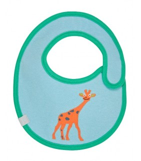 Babero mini Wildlife Giraffe