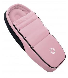 Saco nido de bebé bugaboo bee rosa pastel