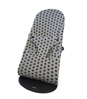 Funda para gandulita Balance soft Fun Black star