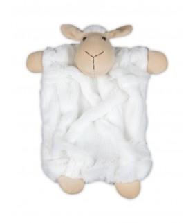 Dou dou oveja blanco