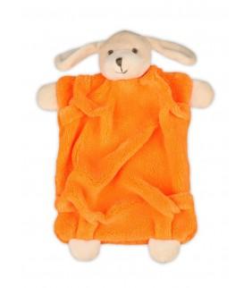 Dou dou perrito naranja