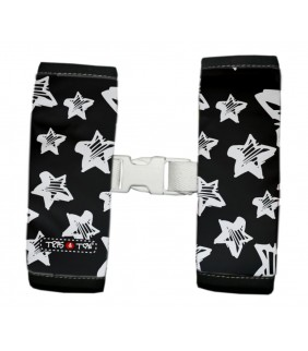 Protector cinturón con seguro Estrellas