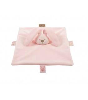 Doudou conejito Lapidou rosa