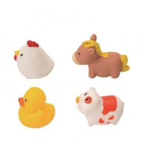 Juguetes de baño Animals