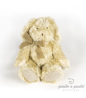Peluche conejo Sweet tweed beige