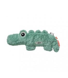 Peluche pequeño Croco verde