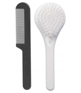 Cepillo y peine Luma