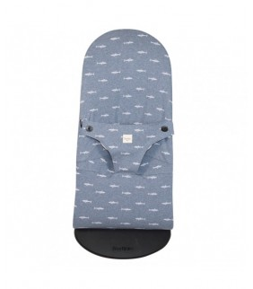 Funda para gandulita Balance soft Denim shark