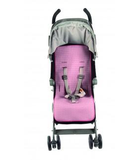 Colchoneta silla de paseo Pink scales