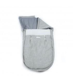 Saco cuco Bohemian gris