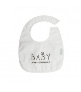 Babero mini velcro Baby