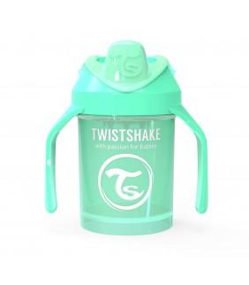 Taza Mini cup 230ml pastel mint