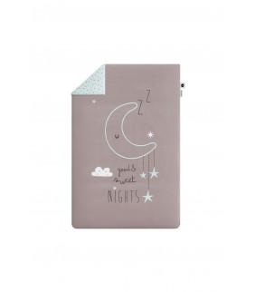 Nórdico minicuna Sweet Nights mint