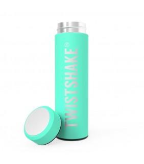 Termo líquidos 420ml Twistshake Verde pastel